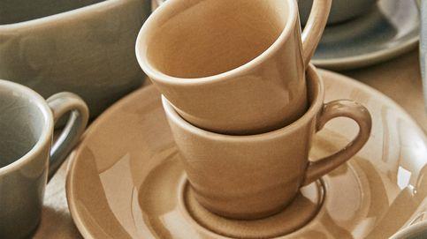 Desayuna con estilo con las nuevas y elegantes tazas de Zara Home