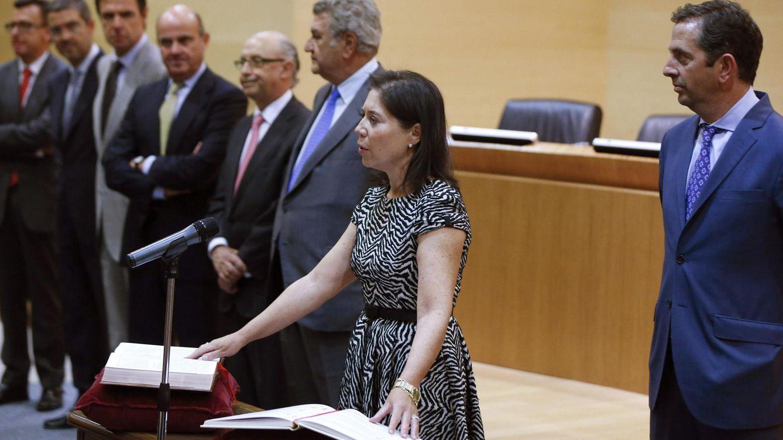 Abanca nombra consejera a Sánchez-Yebra, secretaria del Tesoro con Rajoy