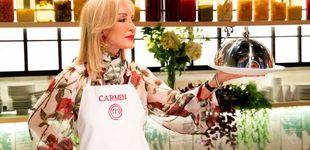 Post de Recetas de Navidad: Carmen Lomana prepara sopa malagueña y pavo relleno