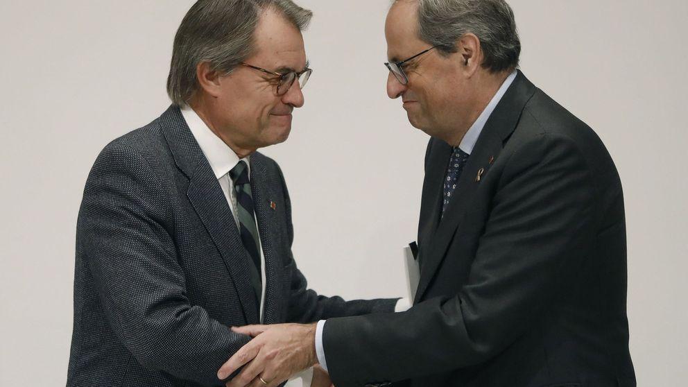 Artur Mas reclama que el Palau de la Música devuelva 600.000 euros a Convergència