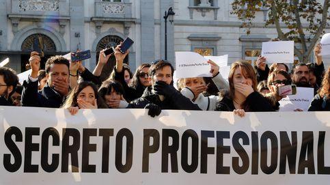 Fiscalía niega que los datos de los móviles de periodistas facilitaran el arresto de policías