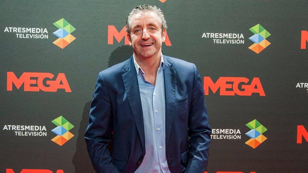Foto: Josep Pedrerol, presentador y director de 'El chiringuito'.