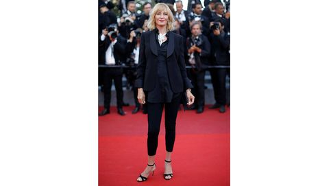 Festival de Cannes 2017: fin de fiesta con Uma Thurman y un toque muy francés