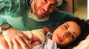 Sergio Ramos, un héroe por dejar a su mujer recién parida para entrenar un amistoso
