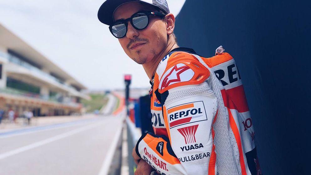 El misterioso fallo en la moto de Jorge Lorenzo y la posición que Honda le pidió