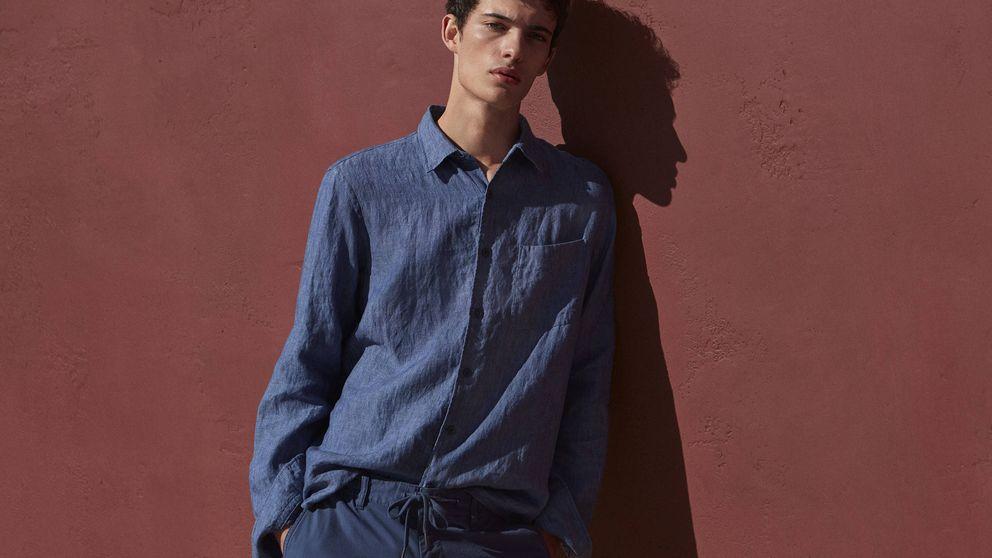 Las camisas que resolverán tu temporada están en Uniqlo y son de lino