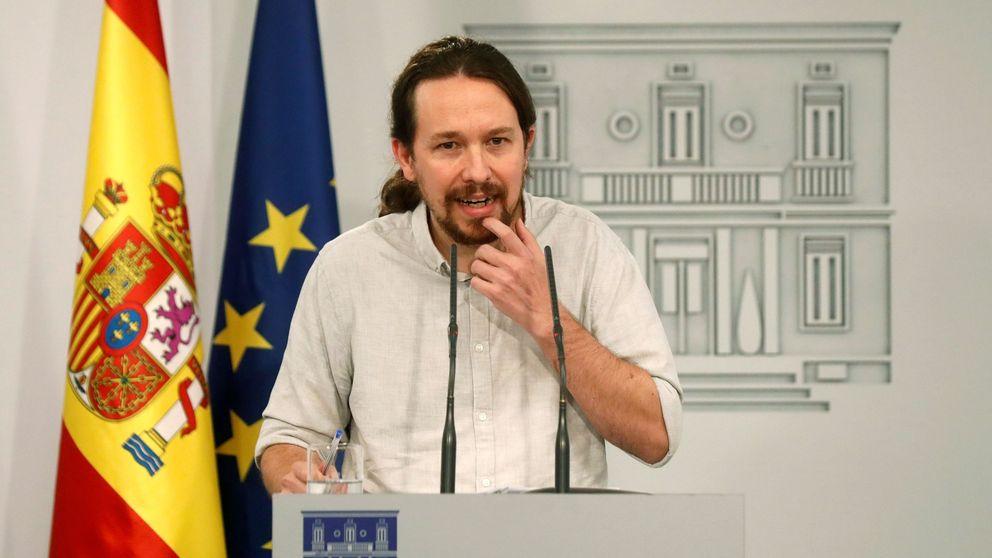Pablo Iglesias avisa sobre Montón: Si no aclara contradicciones, deberá dimitir
