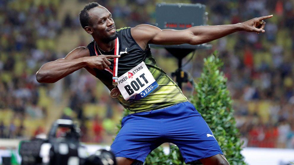 Usain Bolt ante el miedo de perder la última de sus carreras