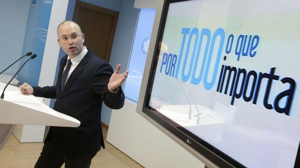 Feijóo sorprende al nombrar secretario general al portavoz Miguel Tellado