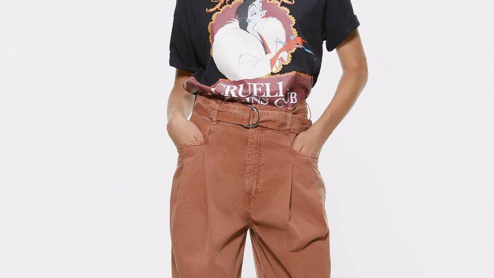 Adiós, princesas: esta camiseta de Zara demuestra que las villanas están de moda