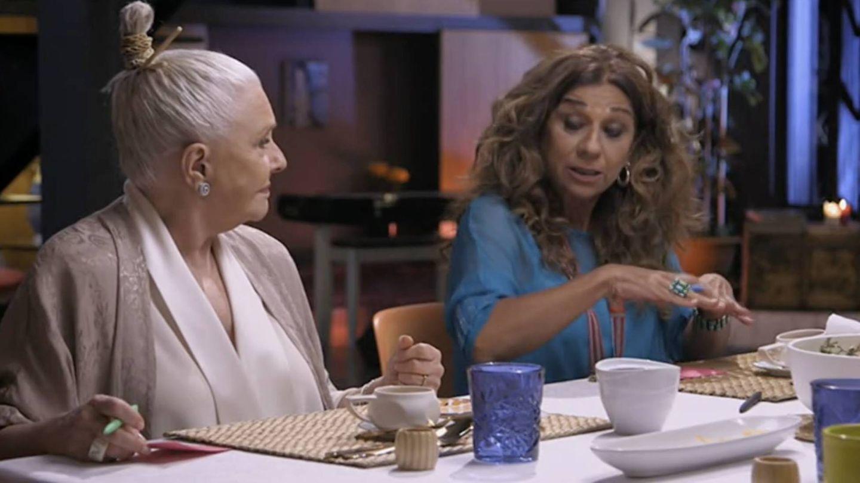 Lolita con Lola Herrera.