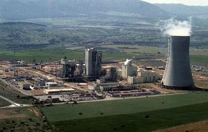 Endesa, EDF e Iberdrola sufren la quiebra de una central térmica