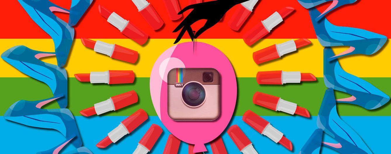 Foto: La burbuja 'egoblogger' e 'instagrammer' es uno de los grandes hitos sociológicos después de la inmobiliaria (Bolívar Alcocer)