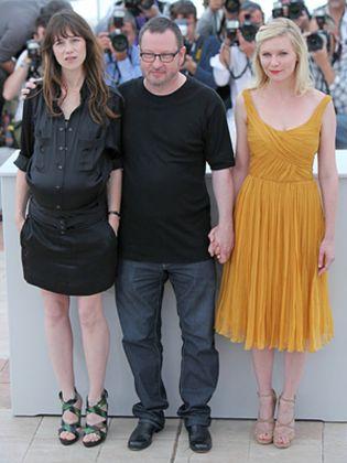 Foto: El director Lars von Trier confiesa simpatizar con Hitler en Cannes
