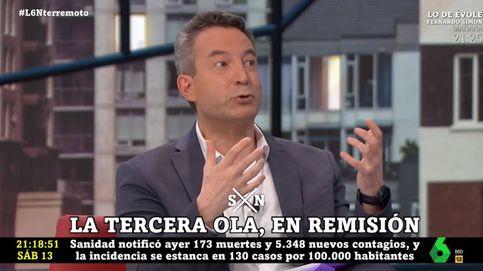César Carballo critica la mala prensa de la vacuna de AstraZeneca