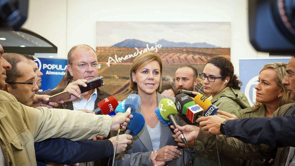 Foto: La secretaria general del Partido Popular, María Dolores de Cospedal. (EFE)