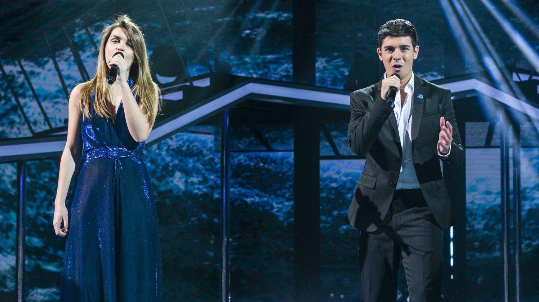 'Tu canción' es el tema que interpretarán en Eurovisión. (Gtres)