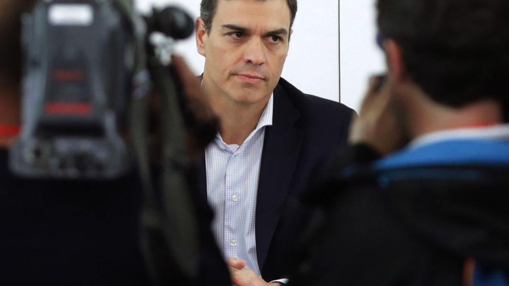 El PSOE abrirá una ronda de contactos para exponer su moción, no para pactar