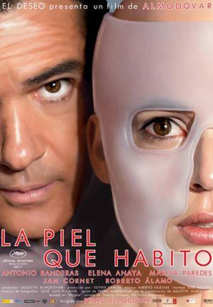 La taquilla francesa 'da la espalda' a 'La piel que habito', la nueva película de Pedro Almodóvar