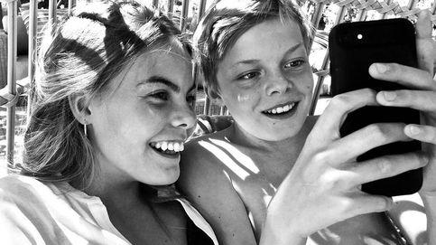 Los sobrinos de Guillermo y Máxima: los Froilán y Victoria Federica holandeses