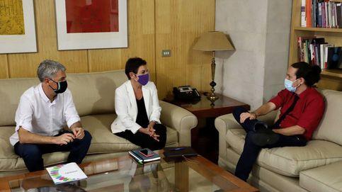 Iglesias busca apoyo externo de ERC y Bildu para el 'frente amplio' de Yolanda Díaz