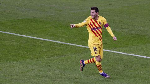 El disputado voto del señor Messi y la paliza de Laporta en la recogida de firmas