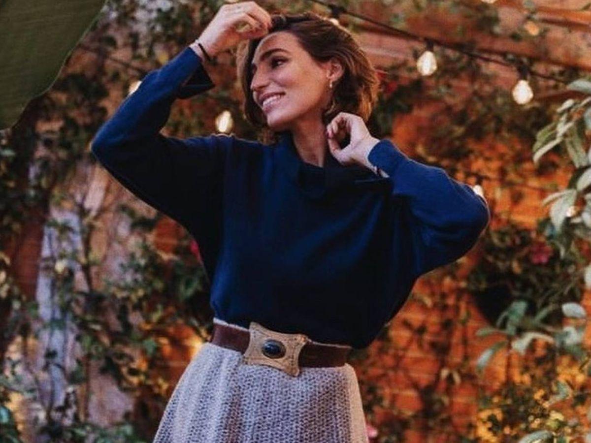 Foto: Eugenia Osborne nos enamora con sus looks. (Instagram @eugeniaosborne)
