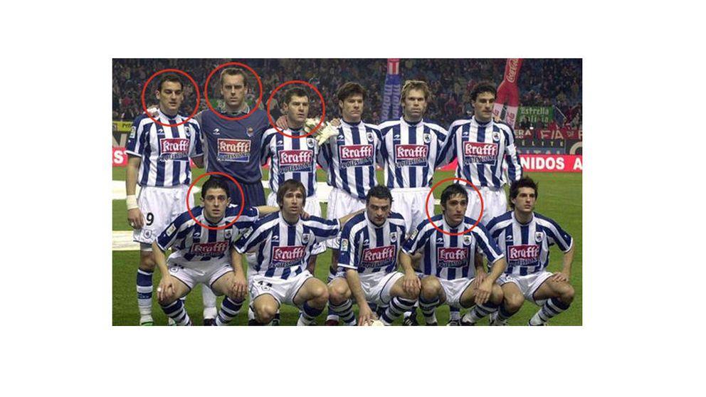 La Real Sociedad pagaba a jugadores extranjeros a través de paraísos fiscales