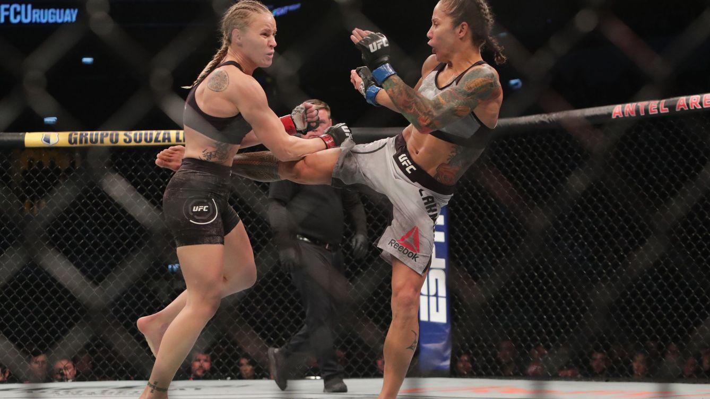 UFC Montevideo: el reinado de Valentina Shevchenko y el KO de Oezdemir