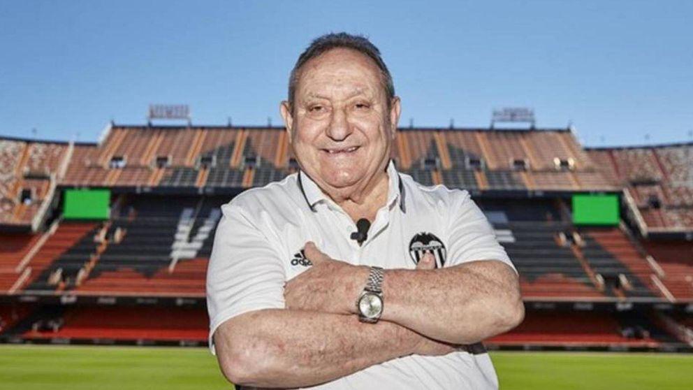 Muere Españeta, utillero y leyenda del Valencia CF