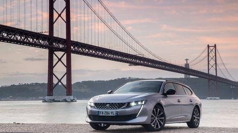El corte radical de Peugeot con su nuevo coche familiar, el 508 SW