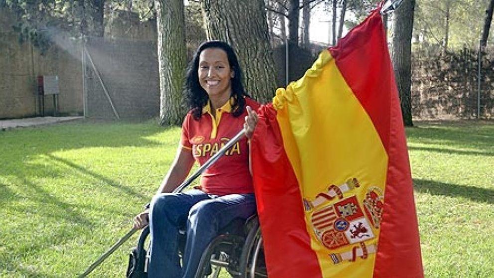 La nadadora Teresa Perales será la abanderada española de los Juegos Paralímpicos