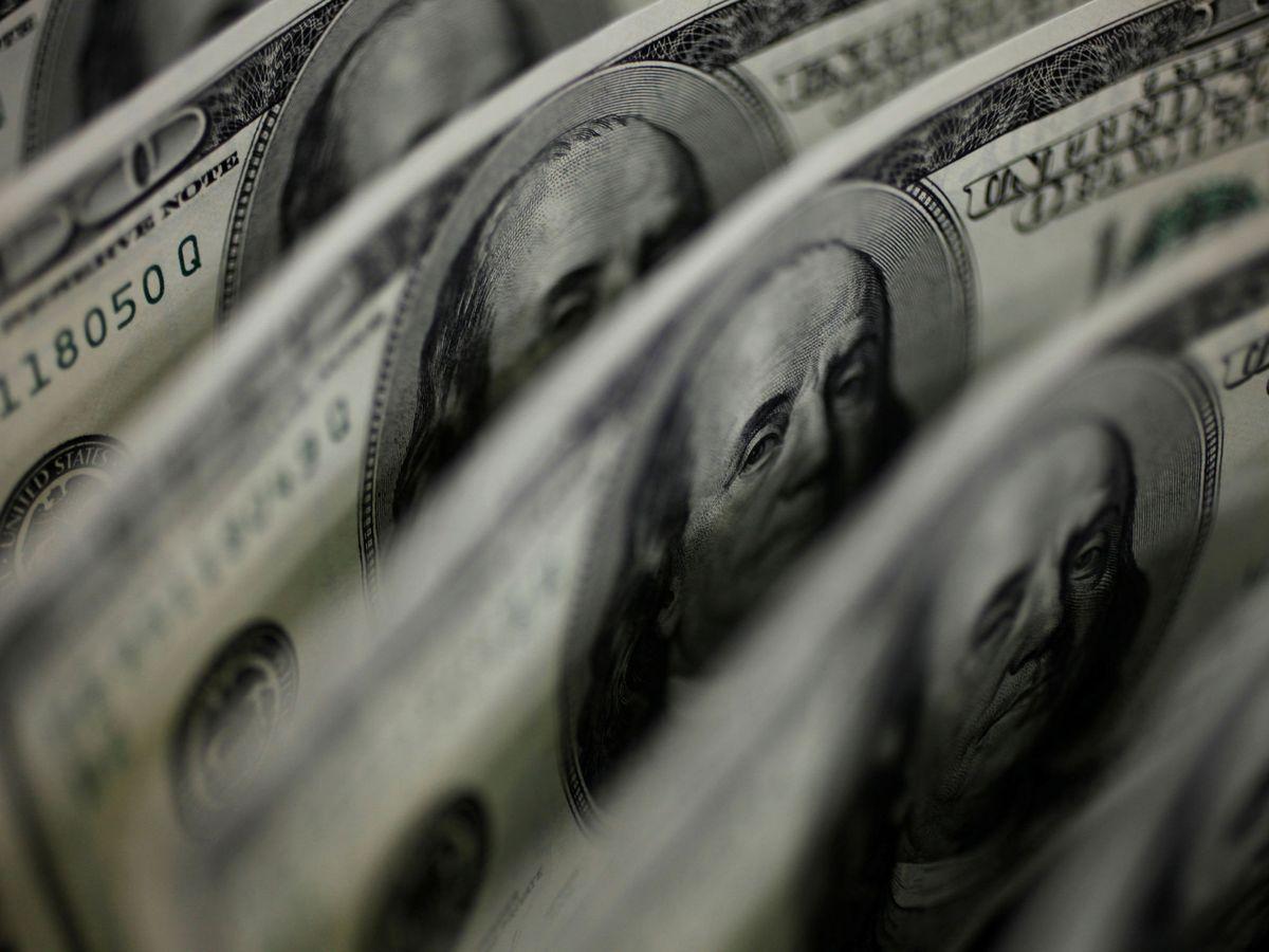 Foto: La fabricación de dólares se disparó un 24 por ciento en el último año (Reuters/Yuriko Nakao)