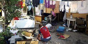 Cáritas atendió de urgencia a 800.000 personas, el doble que hace dos años