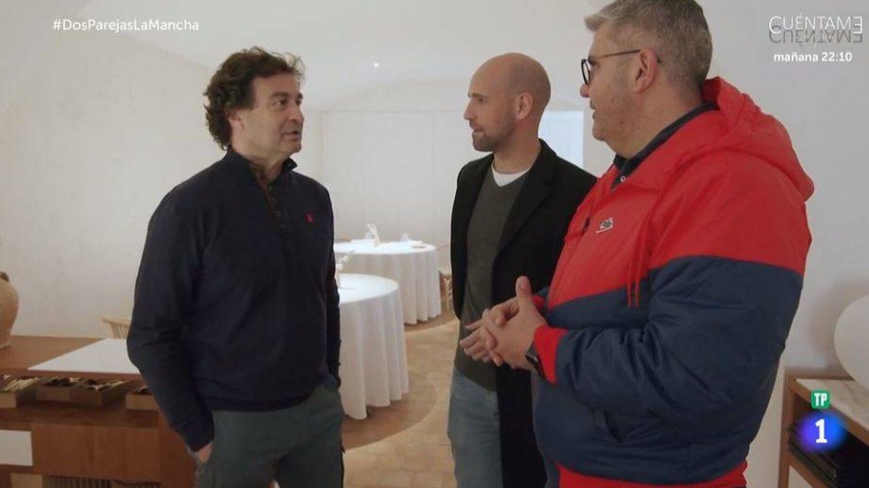 El zasca de Pepe Rodríguez a Gonzalo Miró y Flo por 'vacilarle' con 'MasterChef Celebrity'