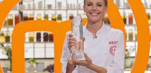 Post de Marta, ganadora de 'MasterChef' en la final más igualada y lacrimógena