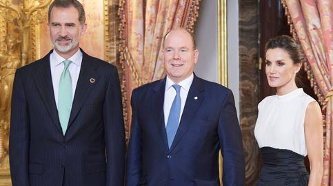 Una década del sonado plantón de los Borbón a Alberto de Mónaco y Charlène