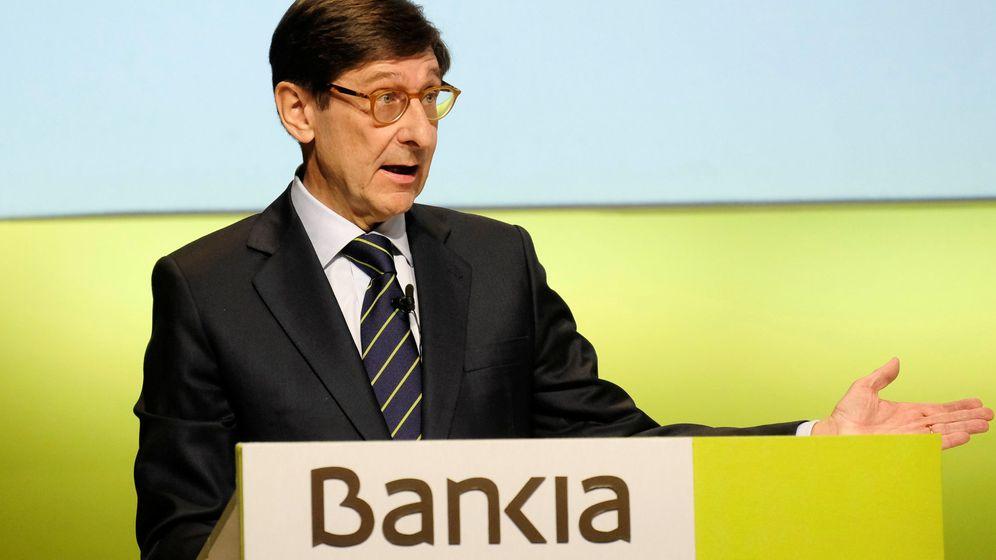 Foto: José Ignacio Goirigolzarri, presidente de Bankia. (Reuters)