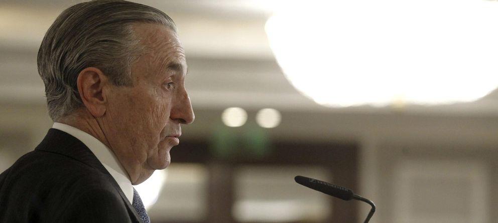 Foto: El presidente de la Comisión Nacional de los Mercados y la Competencia (CNMC), José María Marín Quemada (Efe)