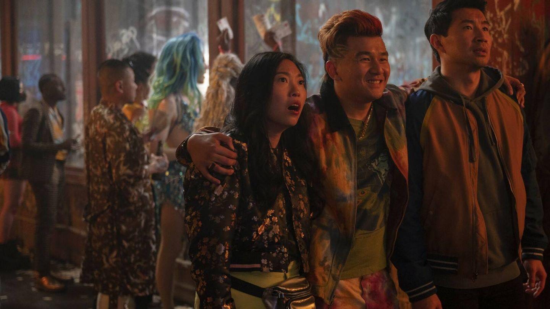 'Shang-Chi y la leyenda de los diez anillos'. (Walt Disney)