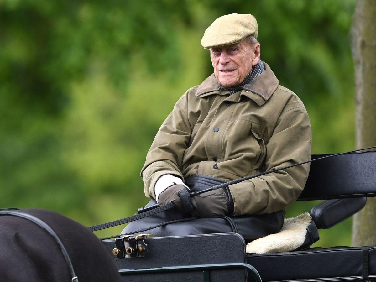 Foto: El duque de Edimburgo, en una imagen de archivo. (EFE)