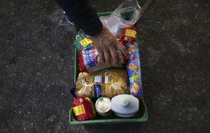 Más de 12,8 millones de españoles están en riesgo de pobreza