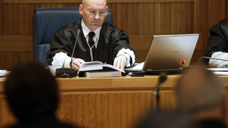 Justicia inicia los trámites para enviar a Gómez Bermúdez a Francia como juez de enlace