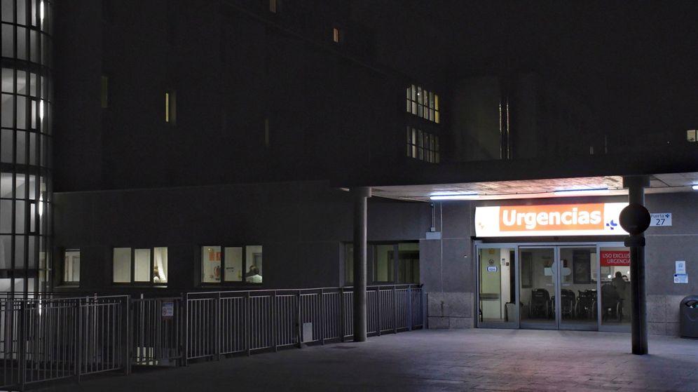 Foto: Hospital General de Segovia. (EFE)