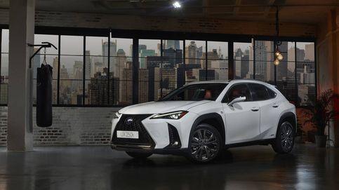 Lexus UX, la apuesta híbrida llega al SUV compacto