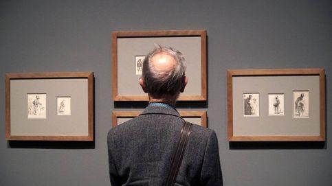 Chagall en Nápoles y el pintor que se rebeló contra la belleza femenina: el día en fotos