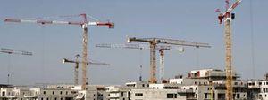 La construcción de viviendas se paraliza en España por el desplome de las ventas