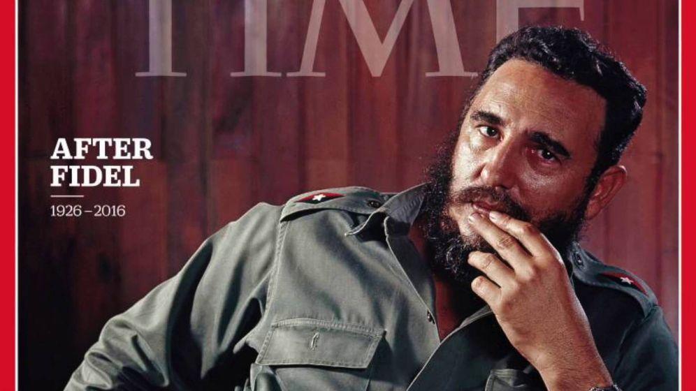 Foto: Fidel Castro en una imagen del documental.