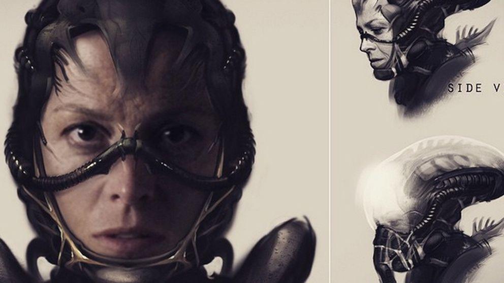 'Alien' vuelve,  confirman una nueva película de la saga