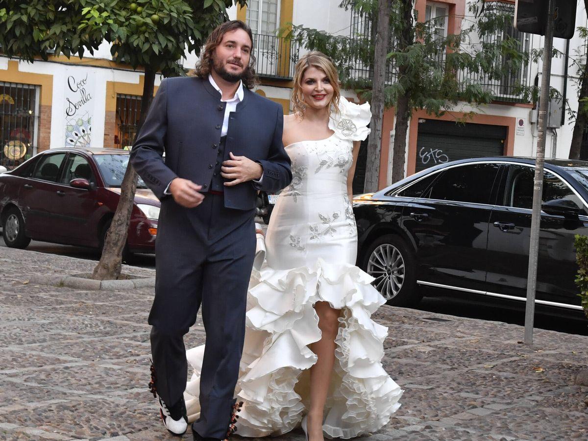 Foto: Francisco de Borbón y Sophie Elizabeth Karoly. (Gtres)